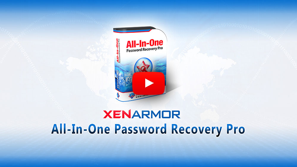XenArmor All-In-One Password Recovery Pro 2019 Software | XenArmor