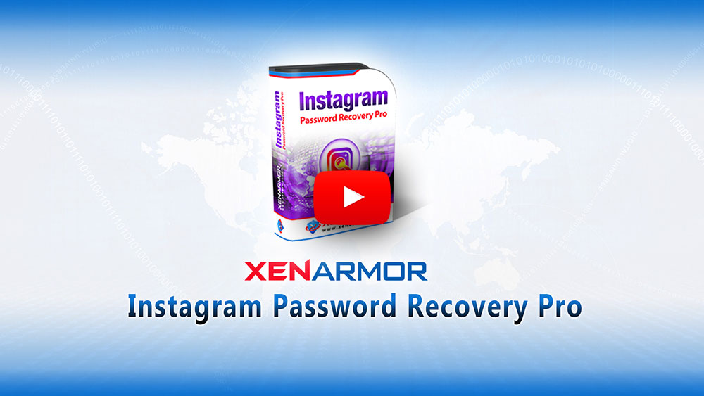 XenArmor Instagram Password Recovery Pro Software 2020 Edition