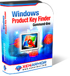 Windows Product Key Finder Commandline