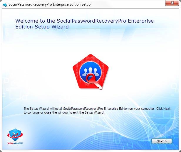 XenArmor Social Network Password Recovery Pro Software 2020   XenArmor