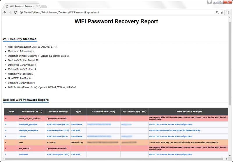 WiFi Password Recovery Pro software 2020 Edition   XenArmor