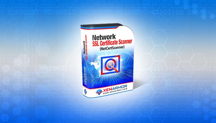 User Guide - Network SSL Certificate Scanner 2020