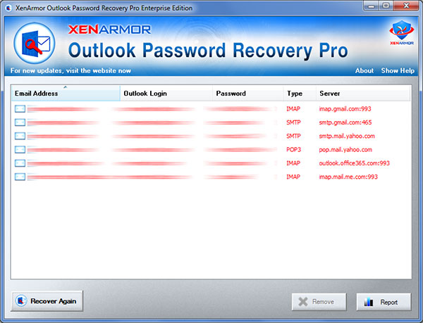 2 Steps to Recover Your Forgotten Outlook Password