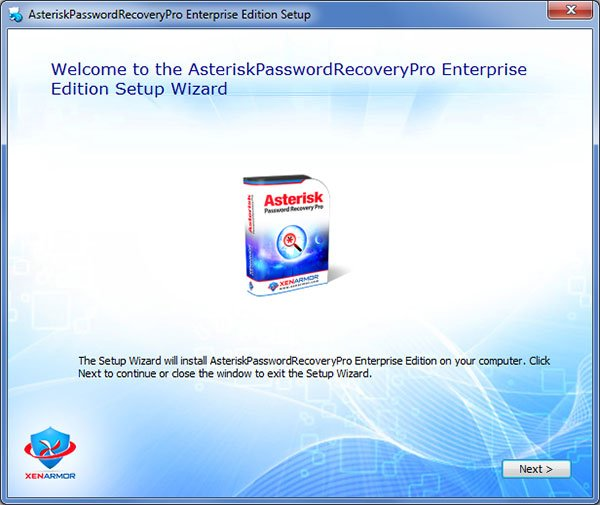 XenArmor Asterisk Password Recovery Pro 2019 Software | XenArmor