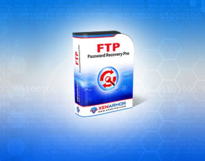 User Guide - FTP Password Recovery Pro