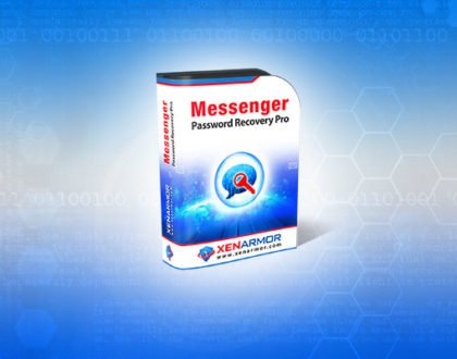 User Guide - Messenger Password Recovery Pro