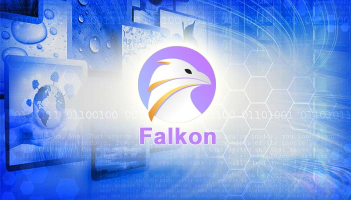 How to Recover Saved Passwords in Falkon (QupZilla) Browser