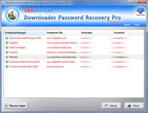 downloaderpasswordrecoverypro-mainscreen