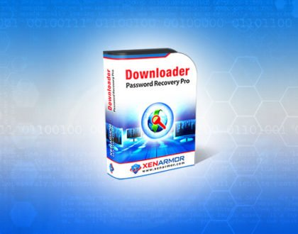 User Guide - Downloader Password Recovery Pro
